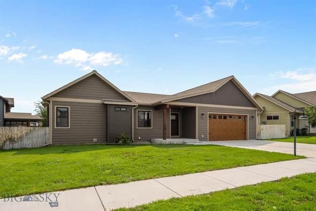 76 Snowy Owl Trail, Bozeman, MT 59718 (MLS #361075) :: Hart Real Estate Solutions