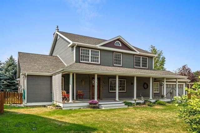 44 E Julie Court E, Bozeman, MT 59718 (MLS #361096) :: Hart Real Estate Solutions