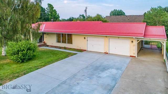 615 Robin Lane, Livingston, MT 59047 (MLS #361108) :: Montana Home Team