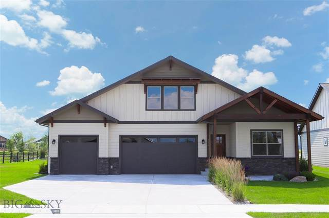 136 Pioneer Crossing Boulevard, Manhattan, MT 59741 (MLS #361111) :: Montana Life Real Estate