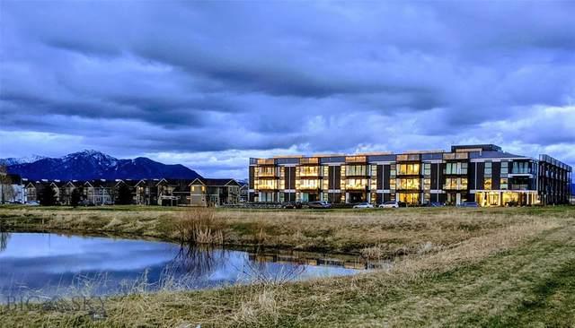 476 Enterprise Boulevard #111, Bozeman, MT 59718 (MLS #361148) :: Montana Life Real Estate