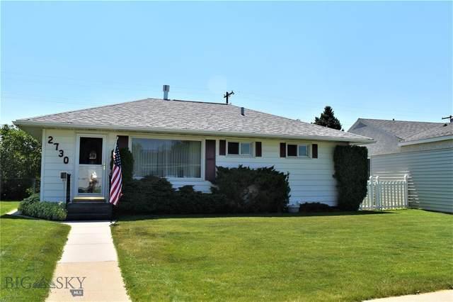 2730 Kossuth Street, Butte, MT 59701 (MLS #361169) :: Montana Mountain Home, LLC