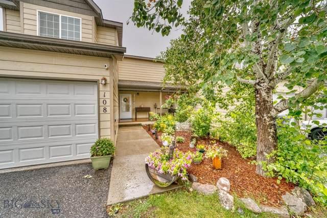 108 E Magnolia Drive #108, Belgrade, MT 59714 (MLS #361171) :: Montana Mountain Home, LLC
