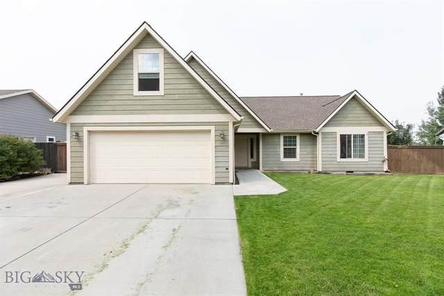 101 Potter Lane, Belgrade, MT 59714 (MLS #361175) :: Montana Mountain Home, LLC