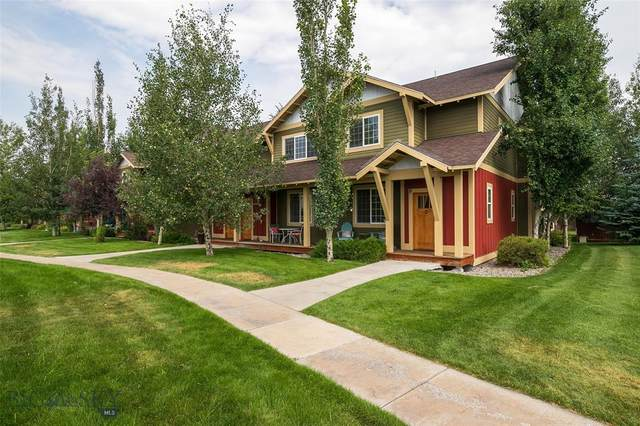 4239 W Babcock Street #9, Bozeman, MT 59718 (MLS #361185) :: Berkshire Hathaway HomeServices Montana Properties