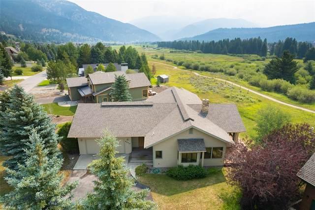 2800 Little Coyote Road, Big Sky, MT 59716 (MLS #361204) :: Carr Montana Real Estate