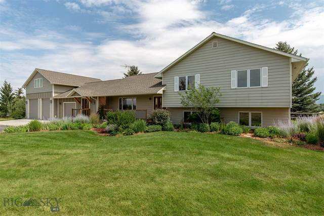 8214 War Eagle Drive, Bozeman, MT 59715 (MLS #361205) :: Montana Mountain Home, LLC
