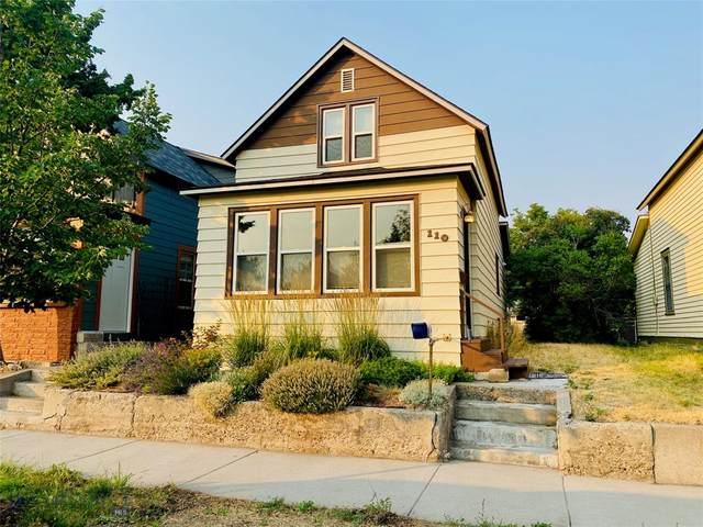 110 N H Street, Livingston, MT 59047 (MLS #361221) :: L&K Real Estate