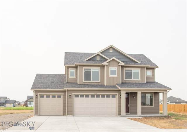 271 Heights, Bozeman, MT 59718 (MLS #361227) :: Hart Real Estate Solutions