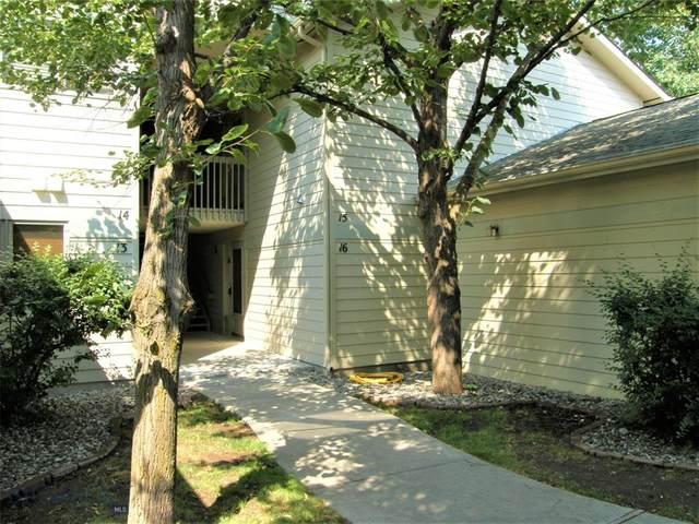 10 S Yellowstone Avenue #16, Bozeman, MT 59718 (MLS #361229) :: L&K Real Estate