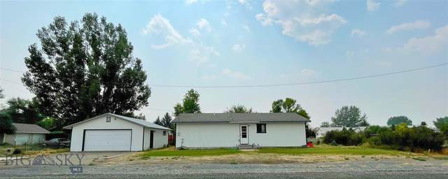 601 3rd Avenue W, Three Forks, MT 59752 (MLS #361233) :: Hart Real Estate Solutions