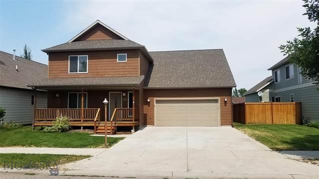 243 Woodman Drive, Belgrade, MT 59714 (MLS #361245) :: L&K Real Estate
