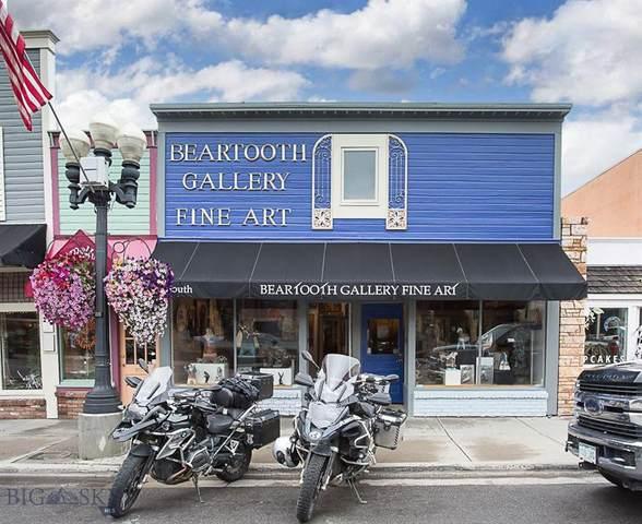 110 S Broadway, Red Lodge, MT 59068 (MLS #361265) :: Berkshire Hathaway HomeServices Montana Properties