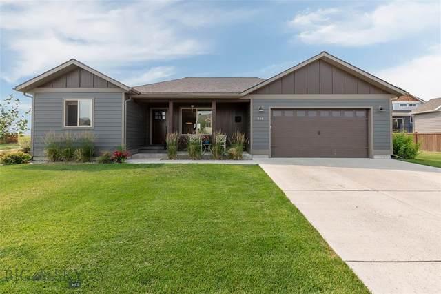 546 Talon Way, Bozeman, MT 59718 (MLS #361267) :: Hart Real Estate Solutions