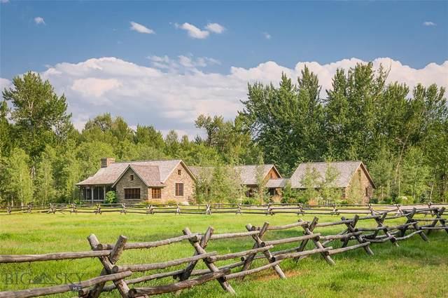5350 River Road, Bozeman, MT 59718 (MLS #361273) :: Hart Real Estate Solutions