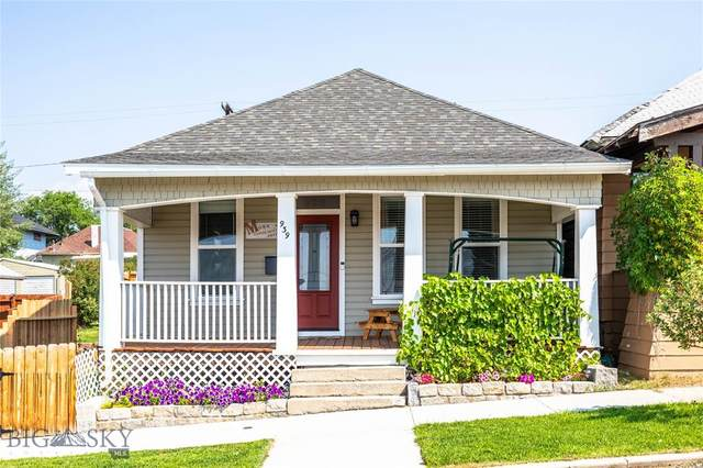 939 W Copper Street, Butte, MT 59701 (MLS #361279) :: L&K Real Estate
