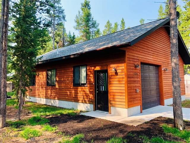 524 Campanula, West Yellowstone, MT 59758 (MLS #361285) :: Black Diamond Montana