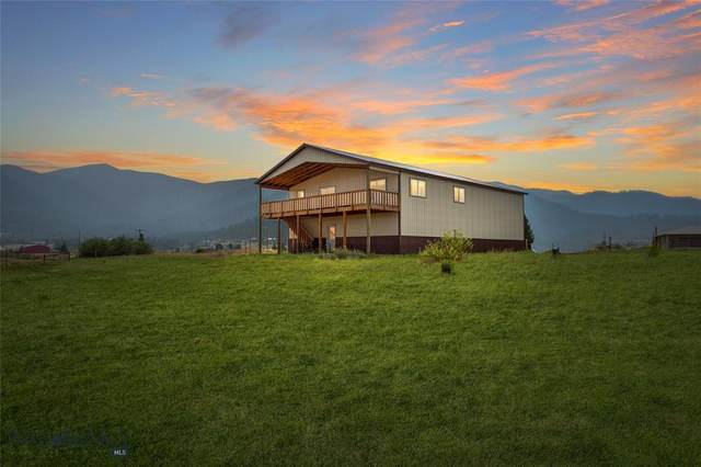 37 Sawmill Gulch, Butte, MT 59701 (MLS #361301) :: L&K Real Estate