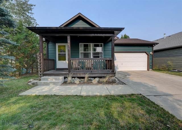 151 Meadow Brook, Belgrade, MT 59714 (MLS #361309) :: Montana Life Real Estate