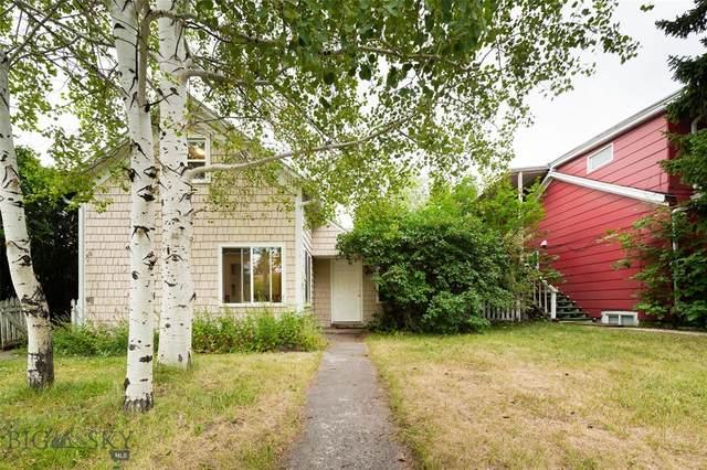 514 S 11th Avenue, Bozeman, MT 59715 (MLS #361312) :: Montana Life Real Estate