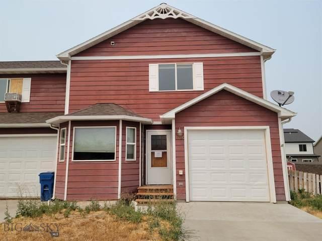 1109 W Park C, Belgrade, MT 59714 (MLS #361317) :: Berkshire Hathaway HomeServices Montana Properties