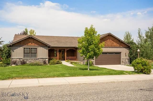 261 Annie Glade Drive, Bozeman, MT 59718 (MLS #361321) :: Montana Life Real Estate