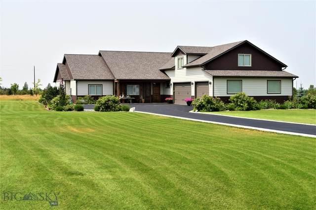 287 Sir Arthur Drive, Bozeman, MT 59718 (MLS #361334) :: Berkshire Hathaway HomeServices Montana Properties