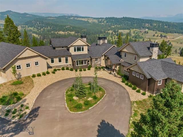 729 Great Horn Road, Big Sky, MT 59716 (MLS #361370) :: Carr Montana Real Estate