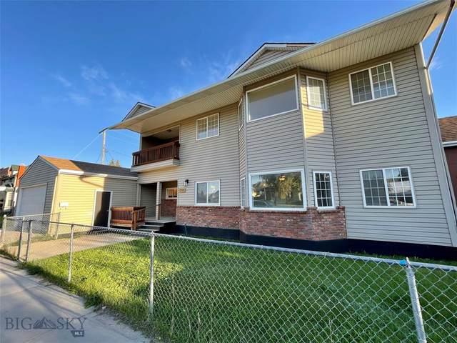215 W 4th, Anaconda, MT 59711 (MLS #361379) :: Berkshire Hathaway HomeServices Montana Properties