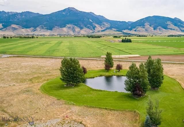 16 Obsidian, Livingston, MT 59047 (MLS #361396) :: Berkshire Hathaway HomeServices Montana Properties