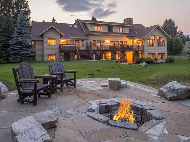 255 Fortress Road, Big Sky, MT 59730 (MLS #361410) :: Berkshire Hathaway HomeServices Montana Properties