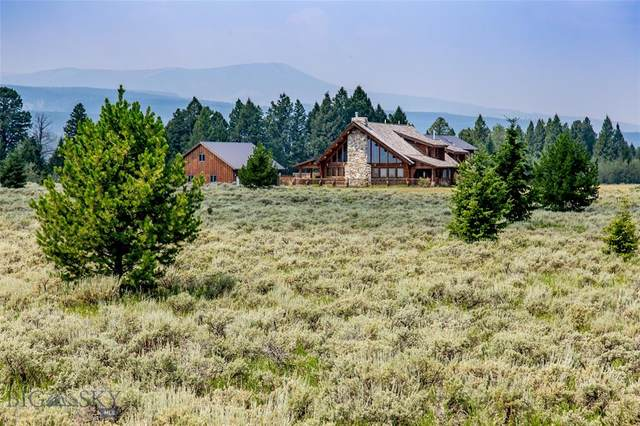 115 Gravelly Trail, Cameron, MT 59720 (MLS #361470) :: Berkshire Hathaway HomeServices Montana Properties