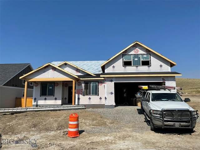 1115 Sweetgrass Lane, Livingston, MT 59047 (MLS #361472) :: Berkshire Hathaway HomeServices Montana Properties