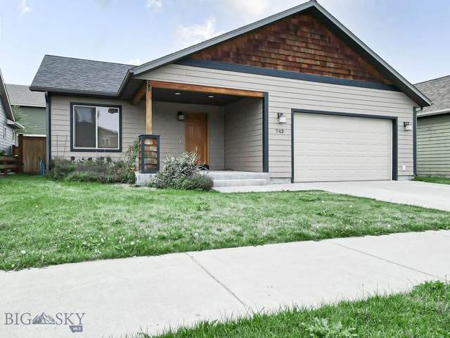743 Yellowstone Avenue, Bozeman, MT 59718 (MLS #361476) :: Berkshire Hathaway HomeServices Montana Properties