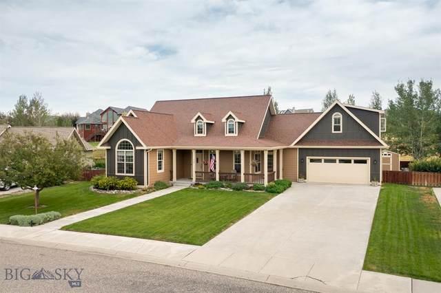 240 Morgan Creek, Bozeman, MT 59718 (MLS #361488) :: Carr Montana Real Estate