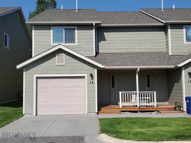 427 Michael Grove Avenue #12, Bozeman, MT 59718 (MLS #361515) :: Carr Montana Real Estate