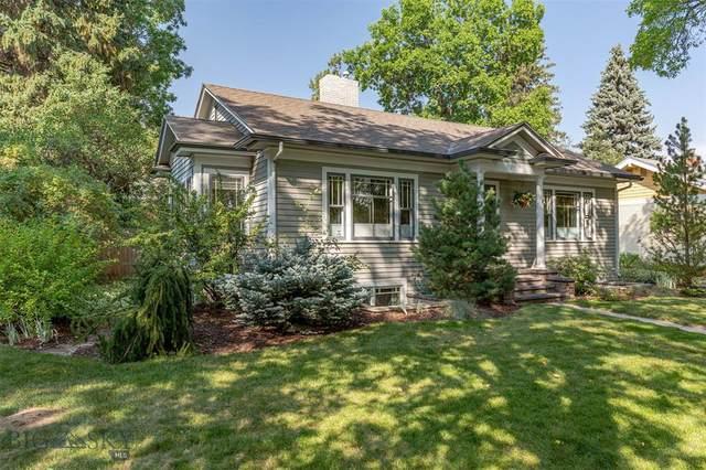 1119 S 3rd Avenue, Bozeman, MT 59715 (MLS #361521) :: Montana Life Real Estate