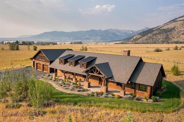 36 Saddle Spur, Bozeman, MT 59715 (MLS #361561) :: Hart Real Estate Solutions