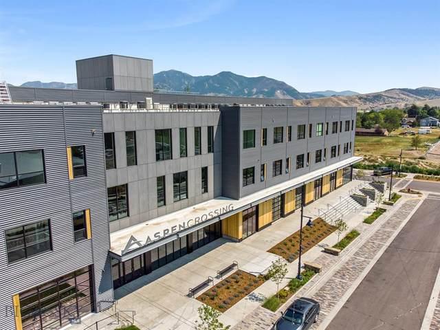 515 W Aspen Street #317, Bozeman, MT 59715 (MLS #361562) :: L&K Real Estate
