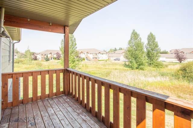 4817 Glenwood #2, Bozeman, MT 59718 (MLS #361588) :: Montana Life Real Estate
