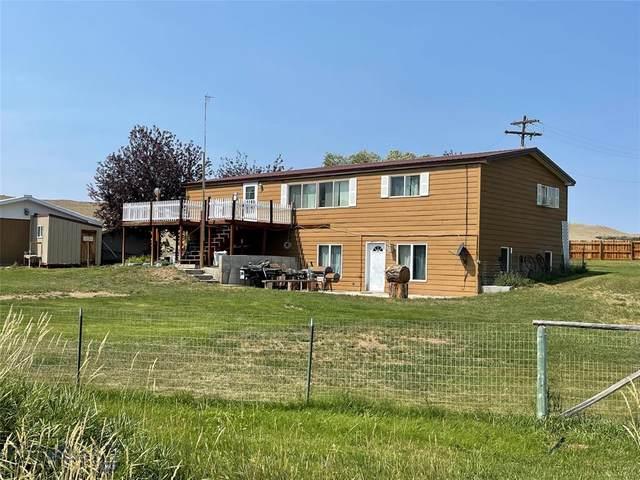 1006 Mt Highway 55 Highway S, Whitehall, MT 59759 (MLS #361604) :: Montana Home Team