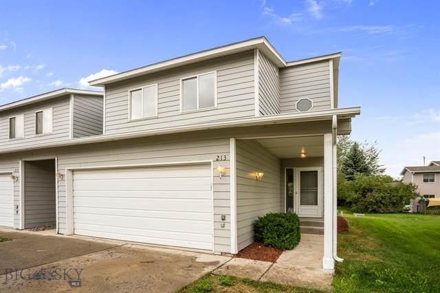 213 E Granite, Bozeman, MT 59718 (MLS #361606) :: Montana Mountain Home, LLC