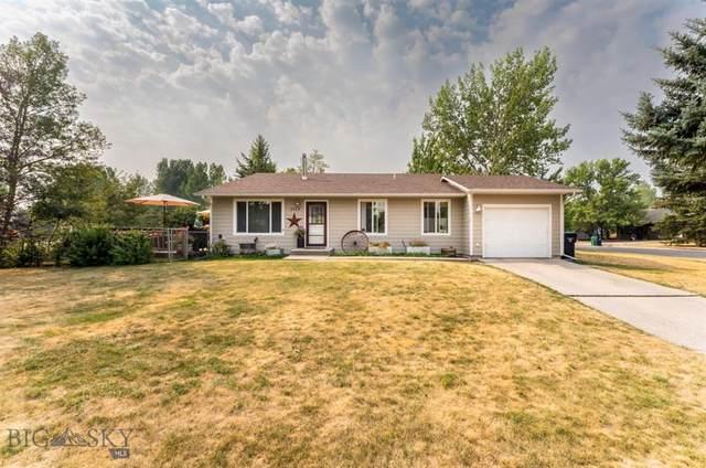 3722 W Toole Street, Bozeman, MT 59718 (MLS #361612) :: Montana Life Real Estate