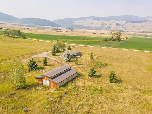 18100 Yankee Creek Road, Gallatin Gateway, MT 59730 (MLS #361615) :: Berkshire Hathaway HomeServices Montana Properties