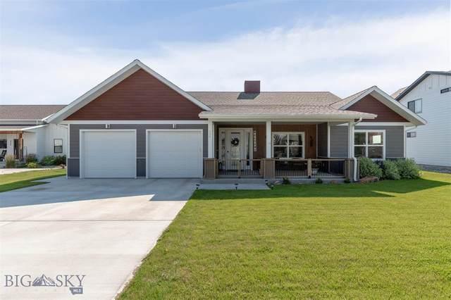 384 NW Passage Lane, Manhattan, MT 59741 (MLS #361618) :: Montana Life Real Estate