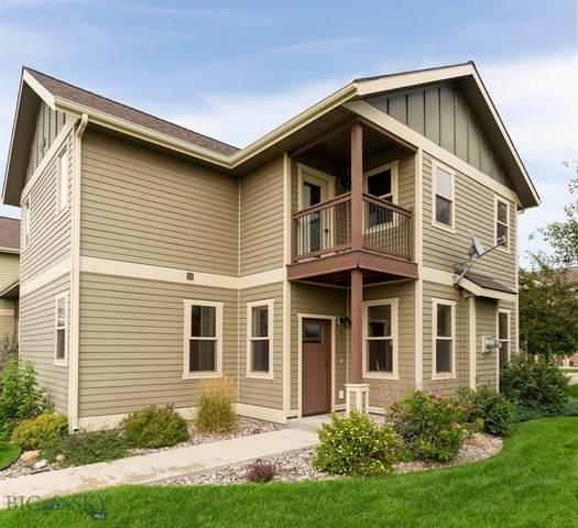 420 Enterprise Boulevard #8, Bozeman, MT 59718 (MLS #361620) :: Montana Life Real Estate