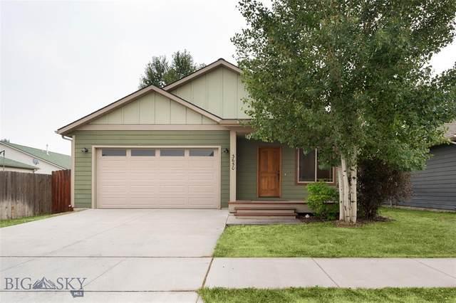 3650 Pipestone Street, Bozeman, MT 59718 (MLS #361626) :: Carr Montana Real Estate