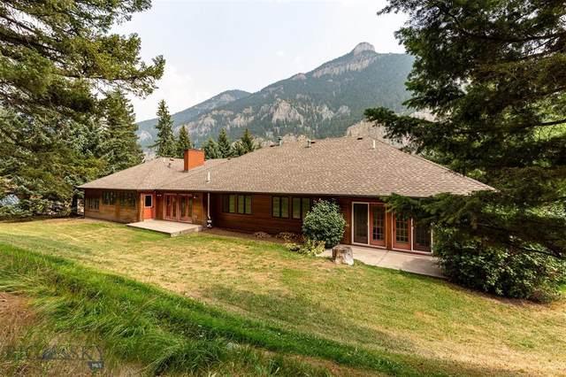 64105 Gallatin Road, Gallatin Gateway, MT 59730 (MLS #361628) :: Montana Life Real Estate