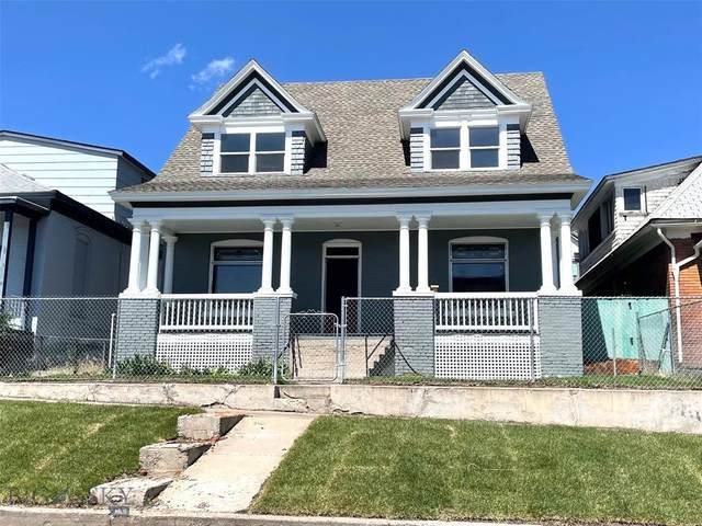 909 W Quartz, Butte, MT 59701 (MLS #361632) :: Berkshire Hathaway HomeServices Montana Properties
