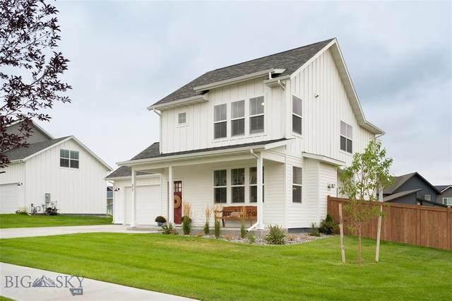 27 Noble Peak Drive, Bozeman, MT 59718 (MLS #361647) :: Carr Montana Real Estate